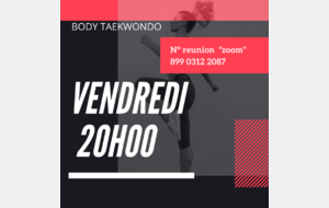 Cours visio body